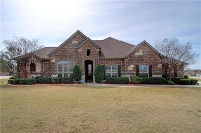 Haslet Single Family Home Active Contingent: 725 Lonesome Prairie Trail