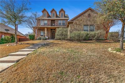 Weatherford Single Family Home For Sale: 1612 Salado Trail