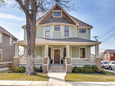 Fort Worth Single Family Home For Sale: 1500 College Avenue