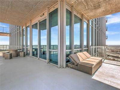Fort Worth Condo For Sale: 1301 Throckmorton Street #2001