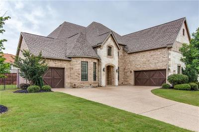 Coppell Single Family Home For Sale: 112 Bordeaux Court