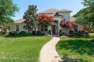 Keller Single Family Home Active Option Contract: 1408 Dream Dust Lane