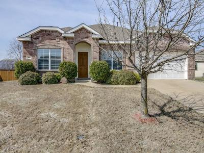 Forney Single Family Home For Sale: 102 Freedom Trail
