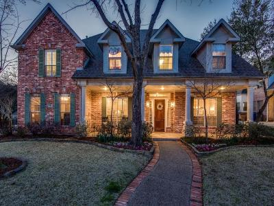 Coppell Single Family Home For Sale: 521 Lynn Court