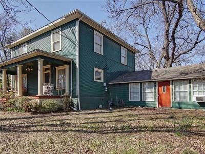 Parker County Single Family Home For Sale: 712 S Lamar Street