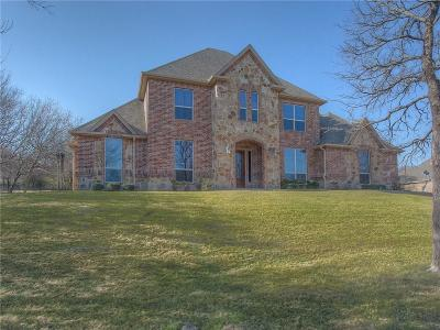 Aledo Single Family Home For Sale: 122 Acorn Lane