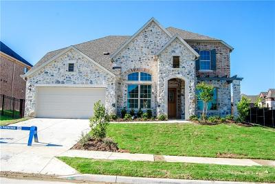 Wylie Single Family Home For Sale: 1504 Tenacity Drive