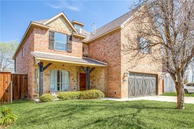 Dallas Single Family Home For Sale: 6139 Richmond Avenue