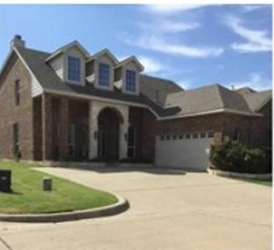 McKinney Single Family Home For Sale: 3600 Lone Mountain Trail
