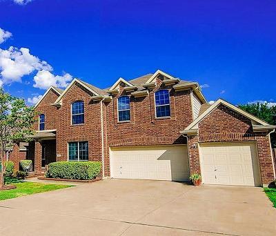 Cedar Hill Single Family Home For Sale: 662 Oak Creek Drive
