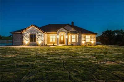 Aledo Single Family Home For Sale: 120 Canyon Lake Drive