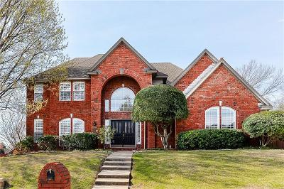 Plano TX Single Family Home Active Contingent: $389,000