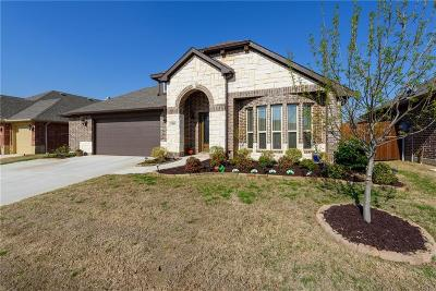 Aubrey Single Family Home For Sale: 1005 Longhorn Drive