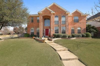 McKinney Single Family Home For Sale: 5701 Sidney Lane