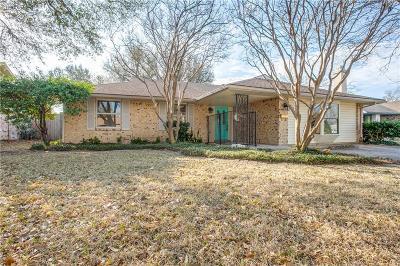 Single Family Home For Sale: 470 Wildbriar Drive