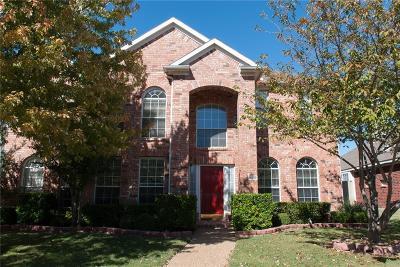 Plano Single Family Home For Sale: 4413 Stromboli Drive