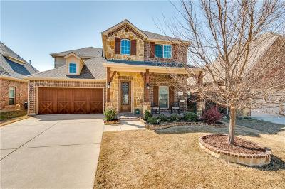 McKinney Single Family Home For Sale: 10309 Paul Revere Way