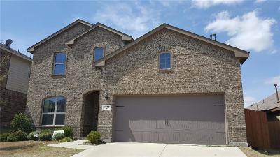Fort Worth Single Family Home For Sale: 6069 Warmouth Drive