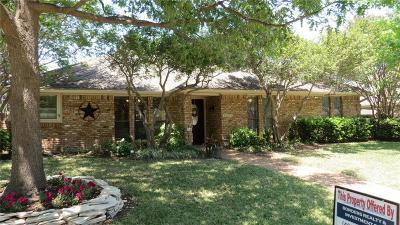 Plano Single Family Home For Sale: 3577 Teakwood Lane