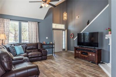 Fort Worth Single Family Home Active Option Contract: 9404 Shields Street