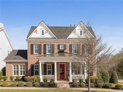 Mckinney Single Family Home For Sale: 7100 Ripley Street