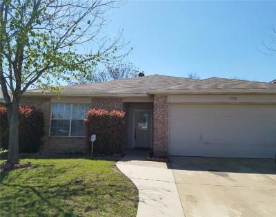 Single Family Home For Sale: 7128 Canyon Ridge Drive