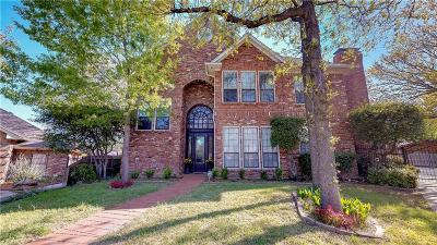 Arlington Single Family Home For Sale: 2201 Emerald Oaks Court