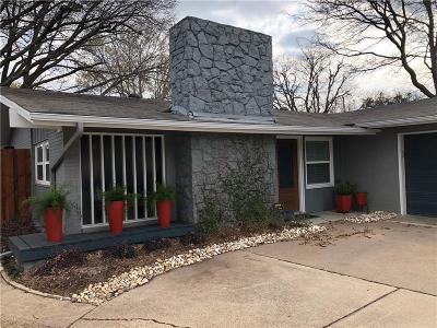 Dallas Single Family Home For Sale: 3208 High Brook Drive