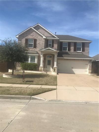 Little Elm Residential Lease For Lease: 2605 Waterdance Drive