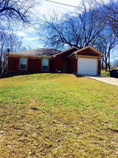 Dallas TX Single Family Home For Sale: $128,500