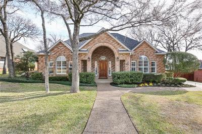 Highland Village Single Family Home Active Option Contract: 765 Oak Hollow Lane