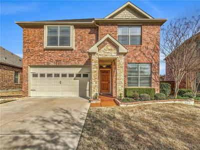 Fort Worth Single Family Home For Sale: 3825 Weatherstone Drive