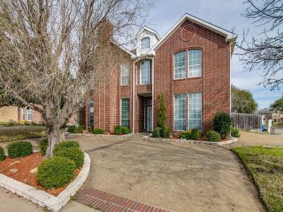 Rowlett Single Family Home For Sale: 8805 Clearlake Drive
