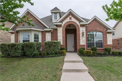 Lavon Single Family Home Active Option Contract: 645 Austin Lane