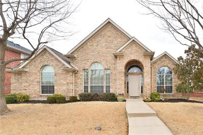McKinney Single Family Home For Sale: 5708 Vineyard Lane