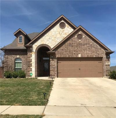 Cedar Hill Single Family Home Active Option Contract: 1525 Summerwood Lane