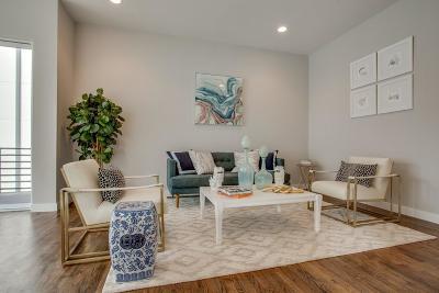 Dallas, Fort Worth Condo For Sale: 2107 Bennett Avenue #30