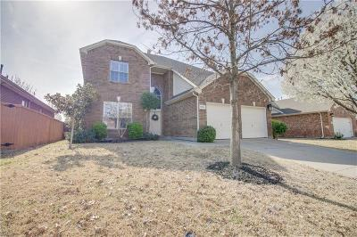 Rowlett Single Family Home For Sale: 10214 Links Fairway Drive