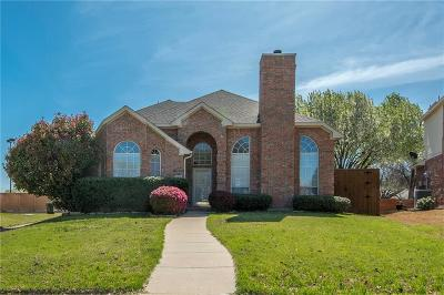 Plano Single Family Home For Sale: 7000 Goldenrod Drive