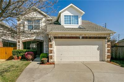 Collin County Single Family Home For Sale: 2841 Tangerine Lane