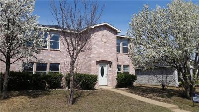Wylie Single Family Home For Sale: 1314 Windward Lane