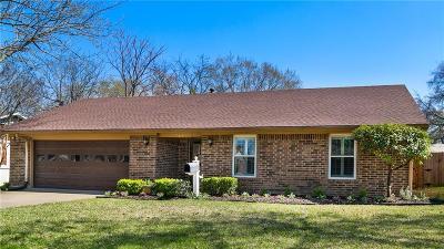 Mesquite Single Family Home For Sale: 2614 Brenda Drive