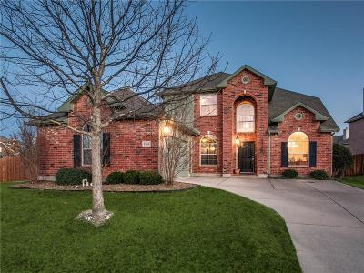 Allen Single Family Home For Sale: 1580 Sweetbriar Drive