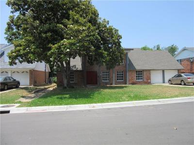 Fort Worth Single Family Home For Sale: 5624 Wonder Dr Drive