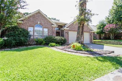 Corinth Single Family Home For Sale: 1515 Shadow Crest Drive