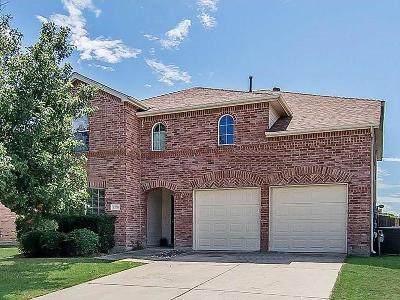 Single Family Home Active Contingent: 1320 Missouri Street
