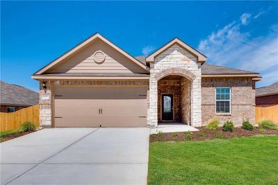 Denton Single Family Home For Sale: 4605 Merchant Trail