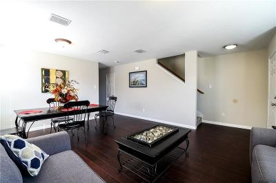 Denton Single Family Home For Sale: 6200 Highfield Park