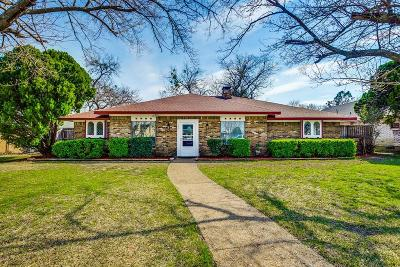 Allen Single Family Home Active Option Contract: 227 Exchange Place