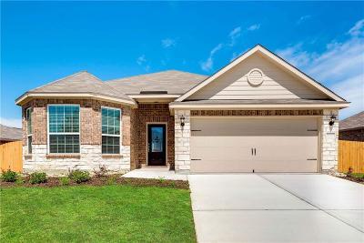 Denton Single Family Home For Sale: 1100 Princewood Drive